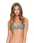 ARMED AND READY COSITA BUENA MOLDED PUSH UP TOP BY LULI FAMA