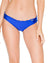 ELECTRIC BLUE COSITA BUENA FULL RUCHED BACK BOTTOM BY LULI FAMA