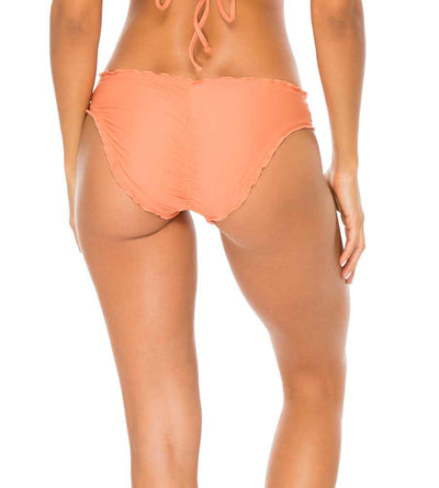 AZAFRAN COSITA BUENA FULL RUCHED BACK BOTTOM LULI FAMA L176521-498