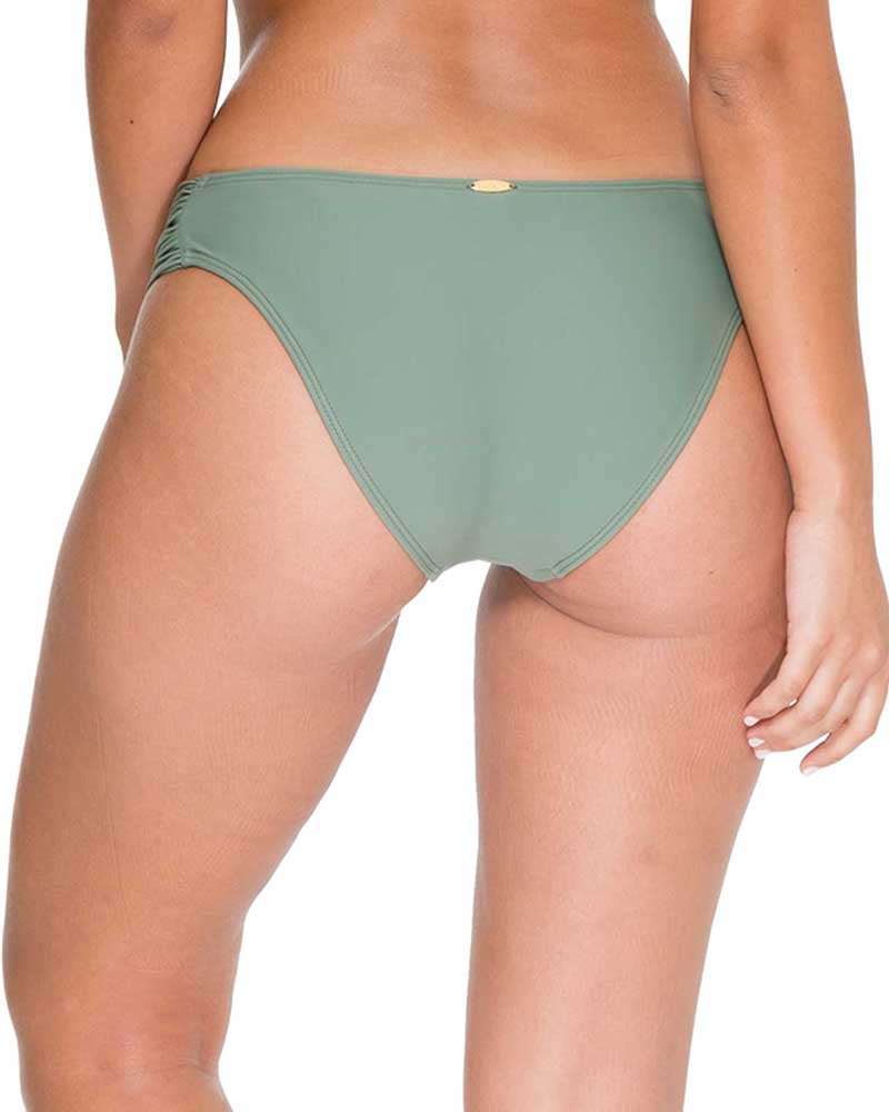 ARMED AND READY COSITA BUENA FULL RUCHED BACK BOTTOM BY LULI FAMA