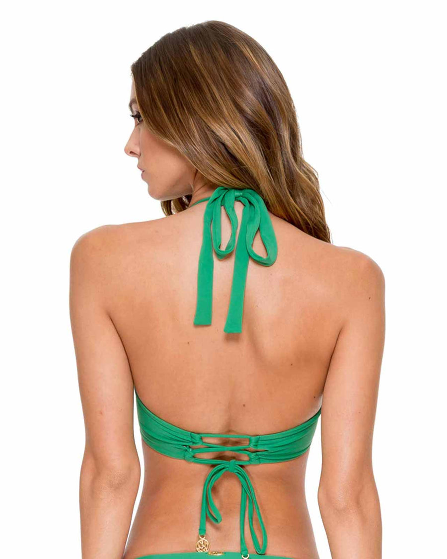 PALMAS EL CARNAVAL PUSH UP UNDERWIRE TOP LULI FAMA L543438-426