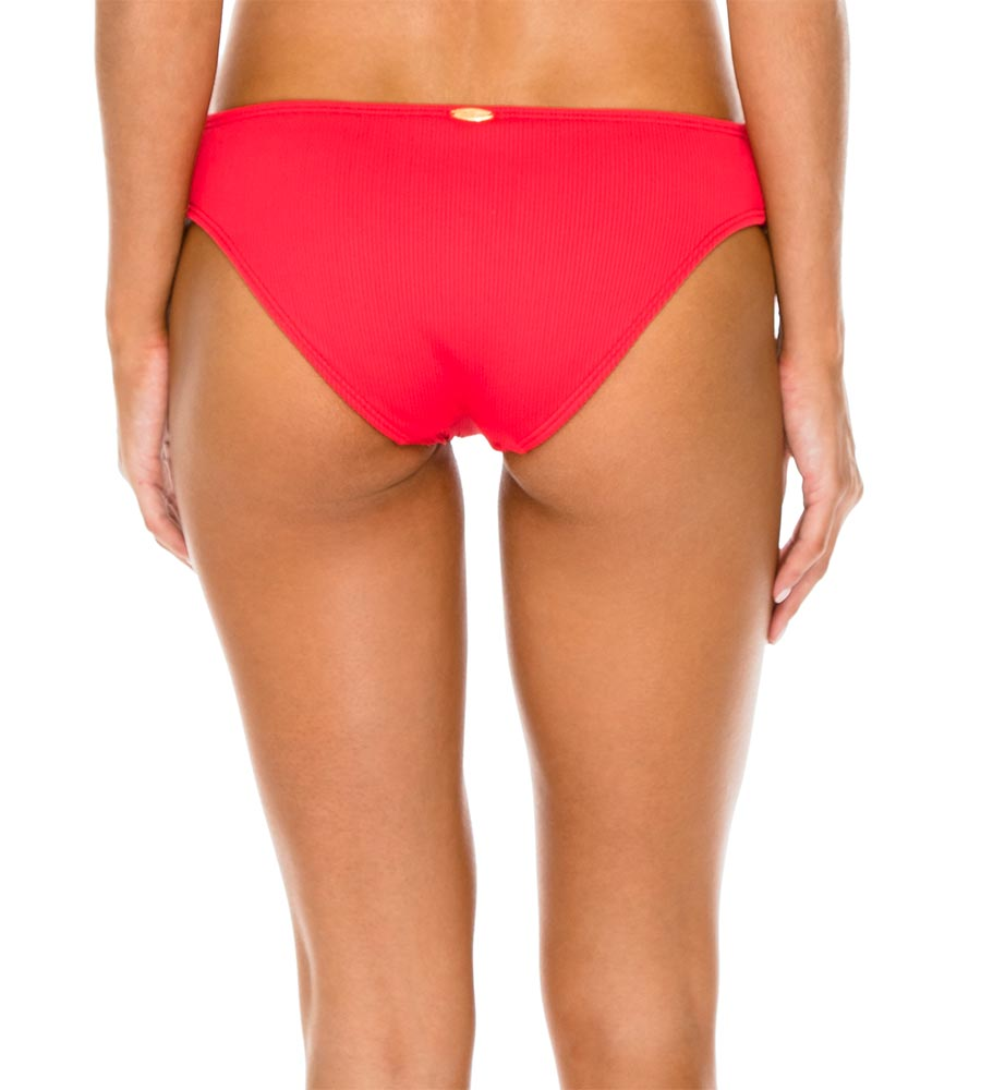 ROJO TRIANA TAB SIDE FULL BOTTOM BY LULI FAMA