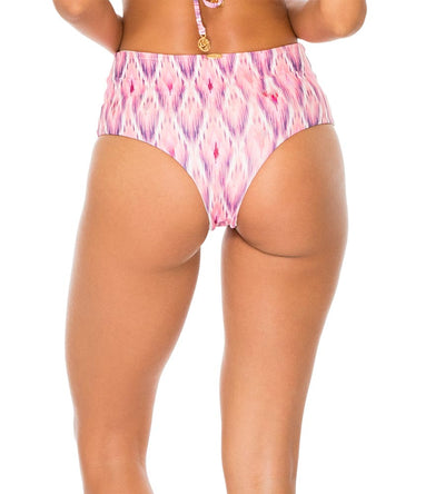 CADIZ REVERSIBLE HIGH RISE CHEEKY BOTTOM LULI FAMA L607X44-111