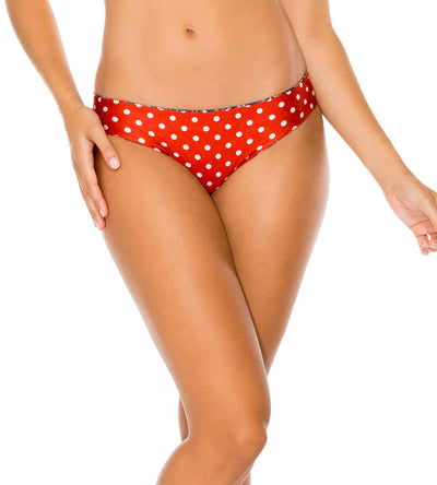 CORDOBA FULL RUCHED BACK BOTTOM LULI FAMA L61352P-111