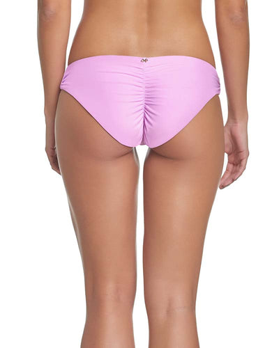 LILAC BASIC RUCHED BOTTOM PILYQ LIL-211F