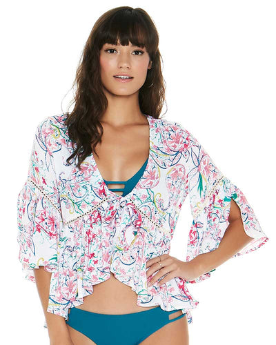 PAISLEY PERFECT LILLY COVER UP LSPACE LILCV18-PPT