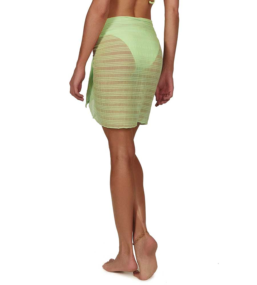 LIME LIA SHORT PAREO VIX 523-407-012