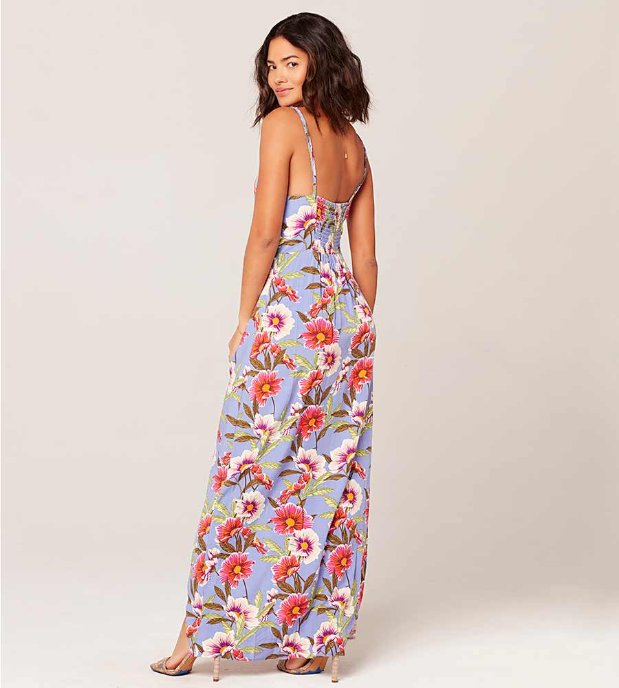 LOST IN IBIZA RIPTIDE DRESS LSPACE RIPDR20-LII
