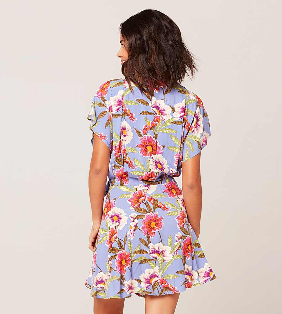LOST IN IBIZA SUNSHINE FEELS DRESS LSPACE SUFDR20-LII
