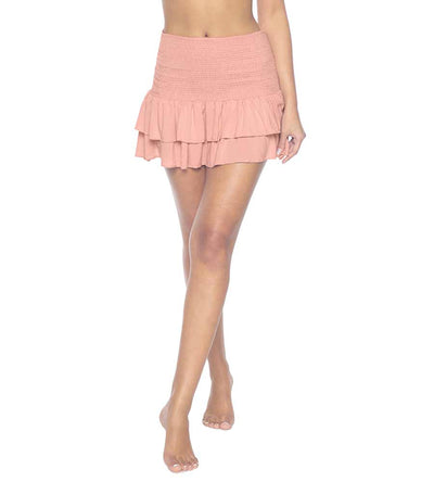 LOTUS CLEO SMOCKED SKIRT PILYQ DUS-1038S