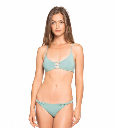 REEF GREEN SENSUAL SOLIDS SUNDROP BOTTOM LSPACE LSSPB18-RFG