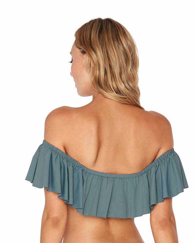 SLATED GLASS HEY GIRL TOP LSPACE LSHGT17-SLG