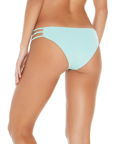 SENSUAL SOLIDS LIGHT TURQ KENNEDY BOTTOM LSPACE LSKEC18-LIT