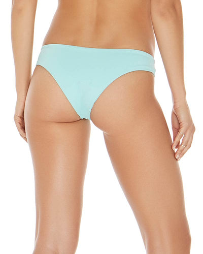 SENSUAL SOLIDS LIGHT TURQ PIXIE BOTTOM LSPACE LSPIB17-LIT