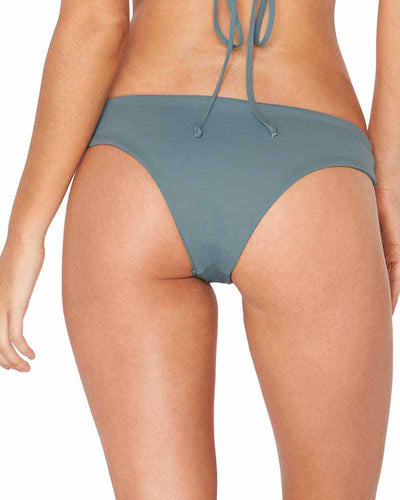 SENSUAL SOLIDS SLATED GLASS PIXIE BOTTOM LSPACE LSPIB17-SLG