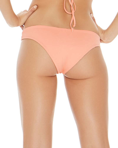 SENSUAL SOLIDS TROPICAL PEACH SUNDROP BOTTOM LSPACE LSSPB18-TRP