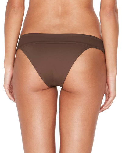 CHOCOLATE VERONICA BOTTOM LSPACE LSVEC17-CHO
