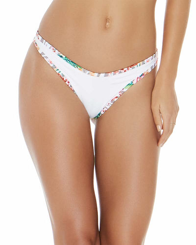 ALOHA FLORAL WHIPLASH BOTTOM LSPACE LSWPB17-ALF