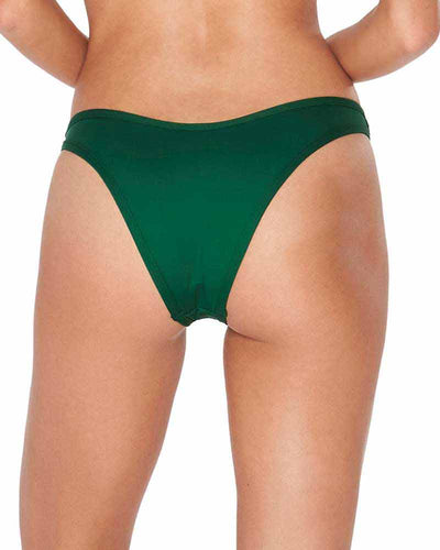 SENSUAL SOLIDS EMERALD WHIPLASH BOTTOM LSPACE LSWPB17-EMD