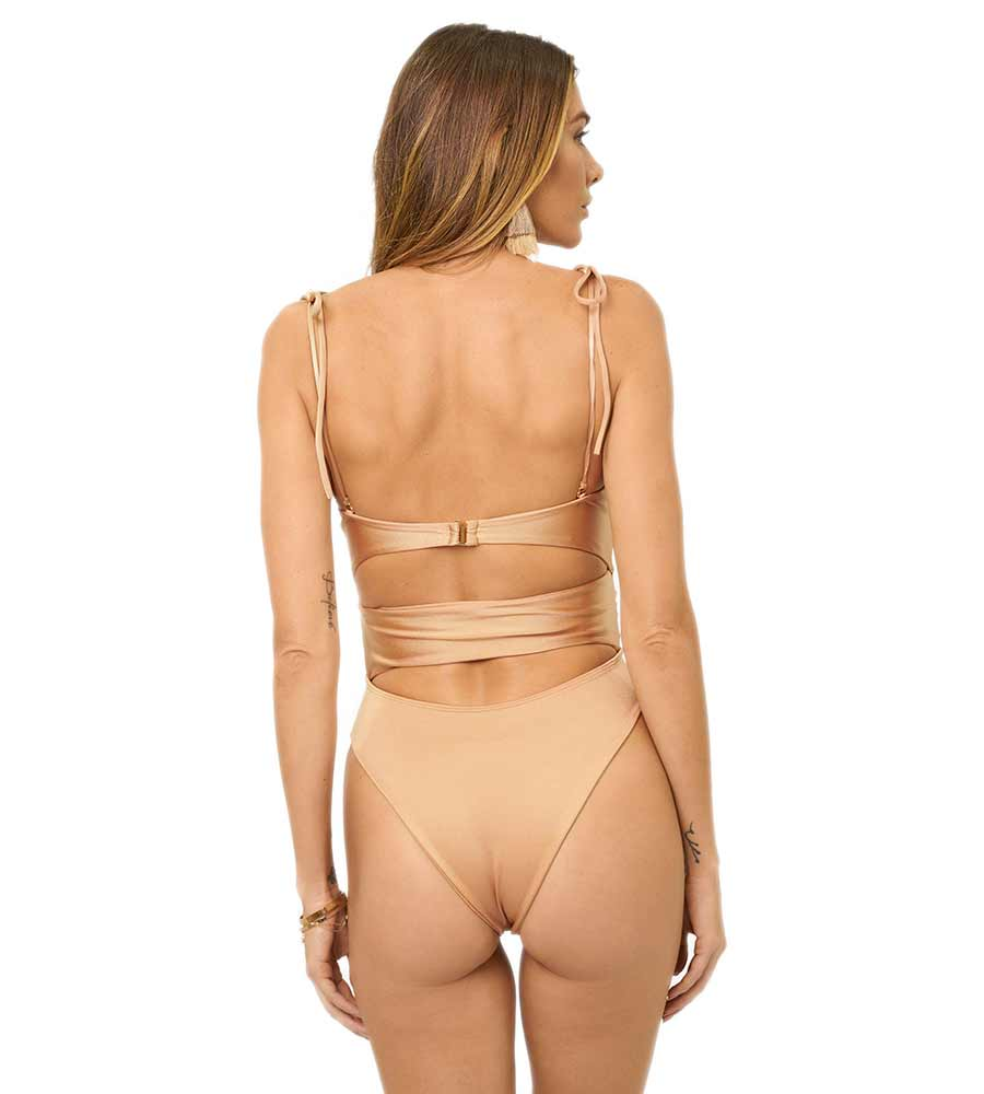 MAGDALENA ONE PIECE ROSE GOLD SOAH MAGDALENA ROSE GOLD