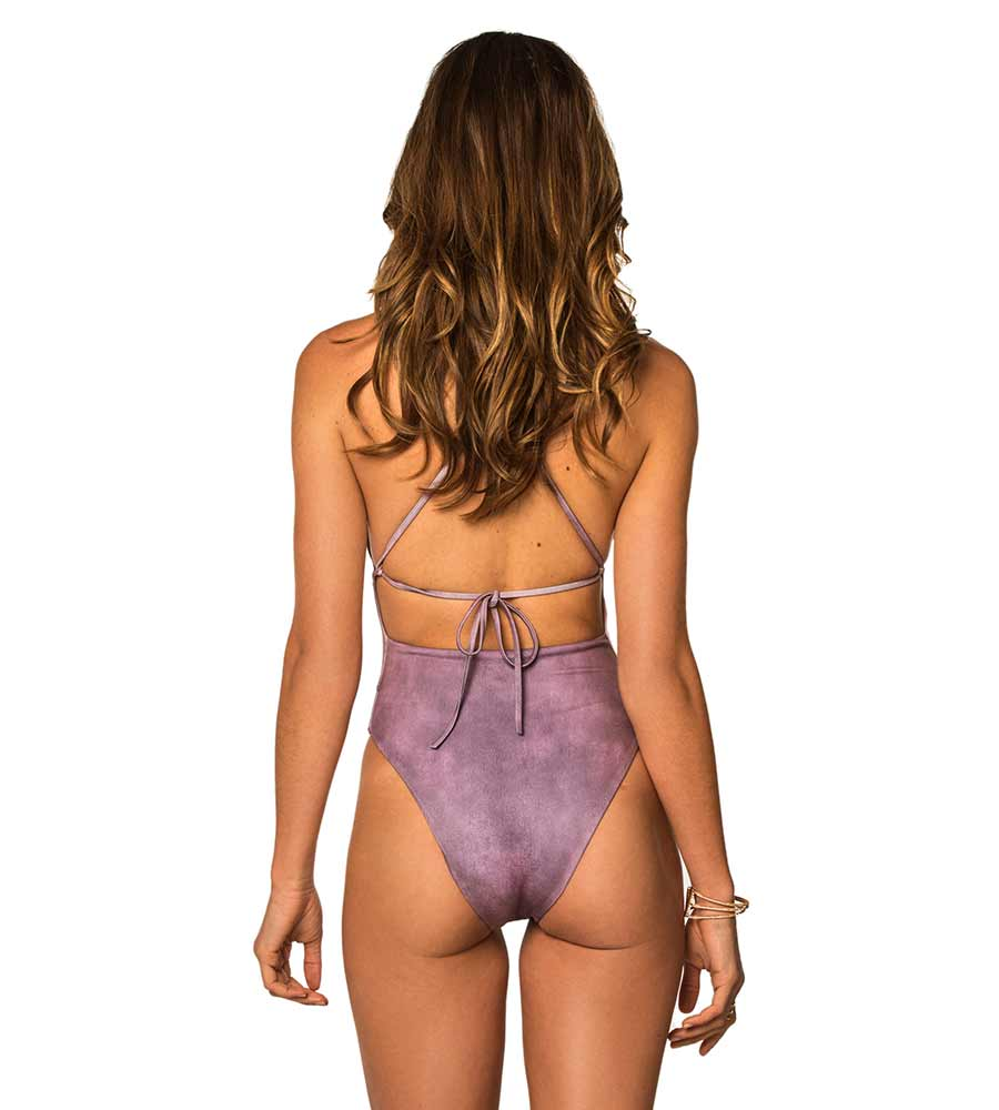 MARLEY ONE PIECE VIOLET SOAH MARLEY ONE PIECE VIOLET