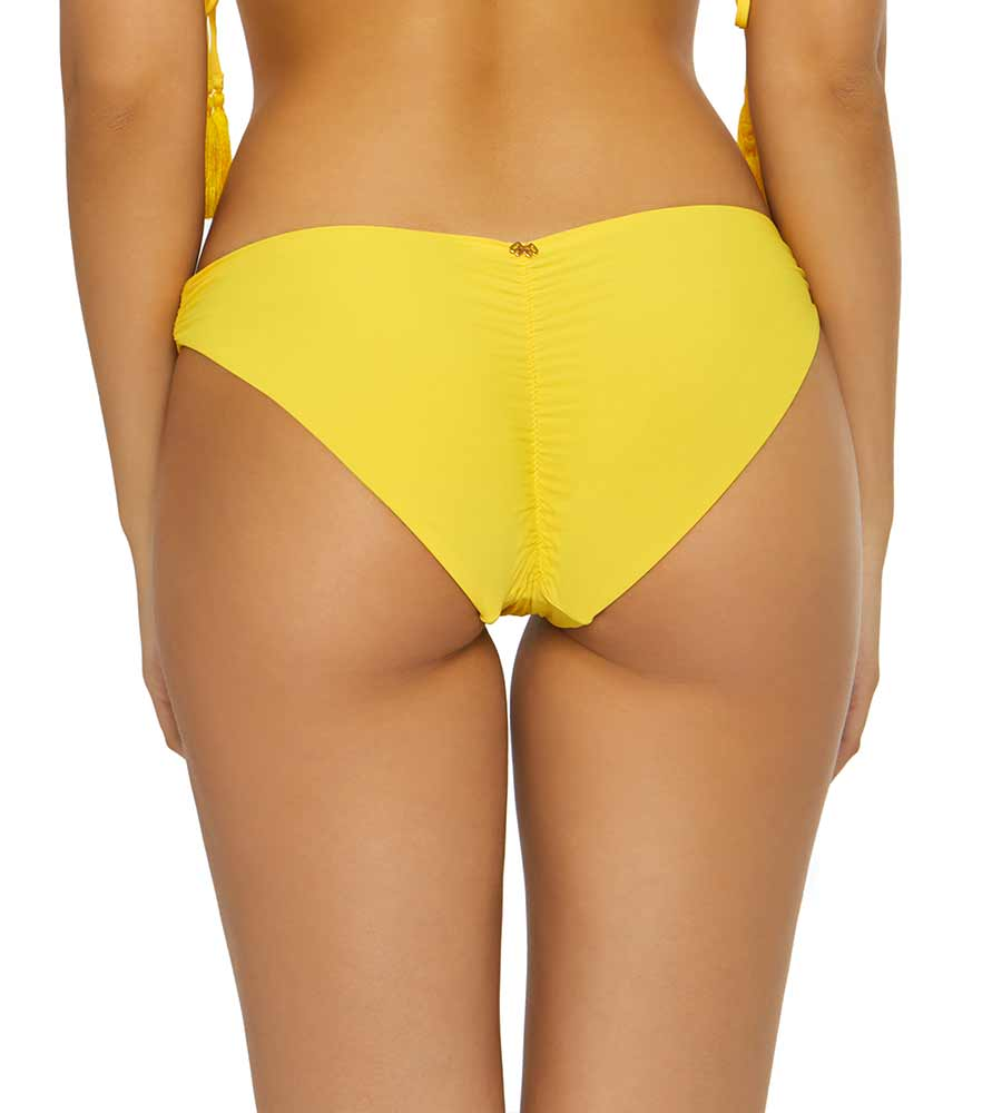 MARIGOLD BASIC RUCHED BOTTOM BY PILYQ