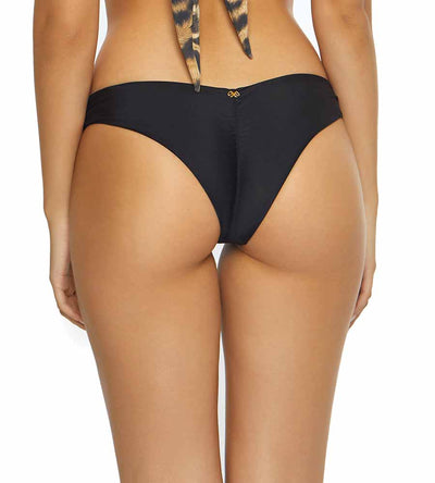 MIDNIGHT BASIC RUCHED BOTTOM BY PILYQ