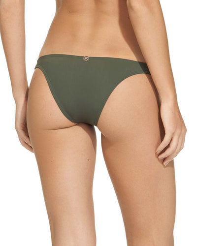 MILITARY ELASTIC DETAIL BOTTOM VIX 112-807-709