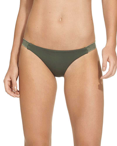 MILITARY ELASTIC DETAIL BOTTOM VIX 113-807-709