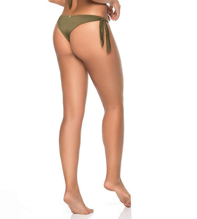 MILITARY GREEN COLOR MIX THONG BOTTOM PHAX BF16320010-303