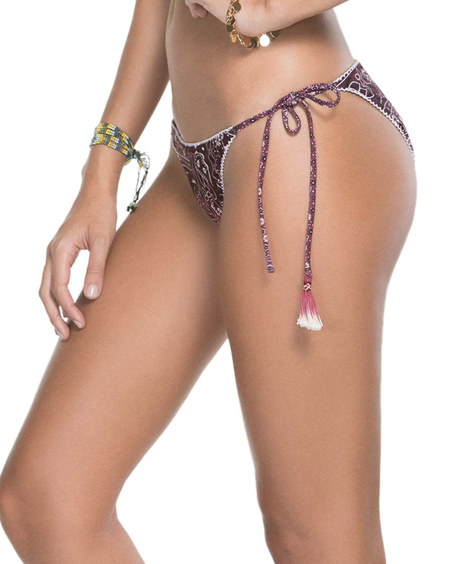 MIST ALEGRIA BOTTOM PURPLE BY AGUA BENDITA