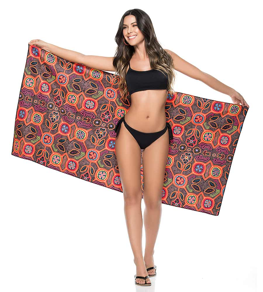 MOLAS BEACH TOWEL PHAX AS260021-800