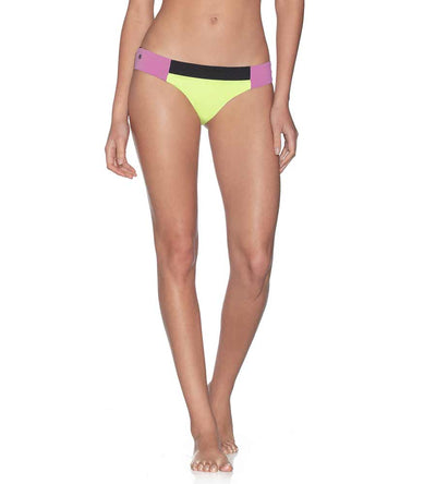 MOONLIT SHIRRY BIKINI BOTTOM MAAJI 3176SDC01