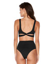 BLACK RITA ONE PIECE LSPACE MTRTM18-BLK