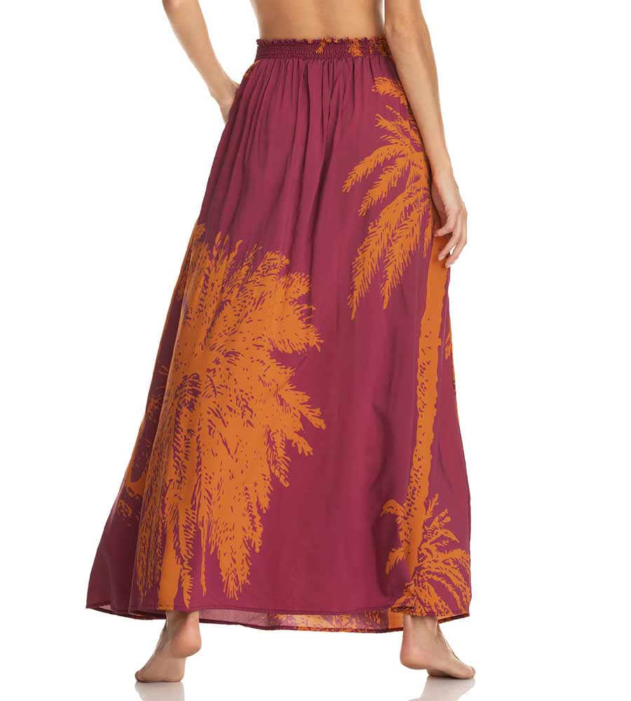 MYSTICAL BLOOM LONG SKIRT MAAJI 1480CKL05