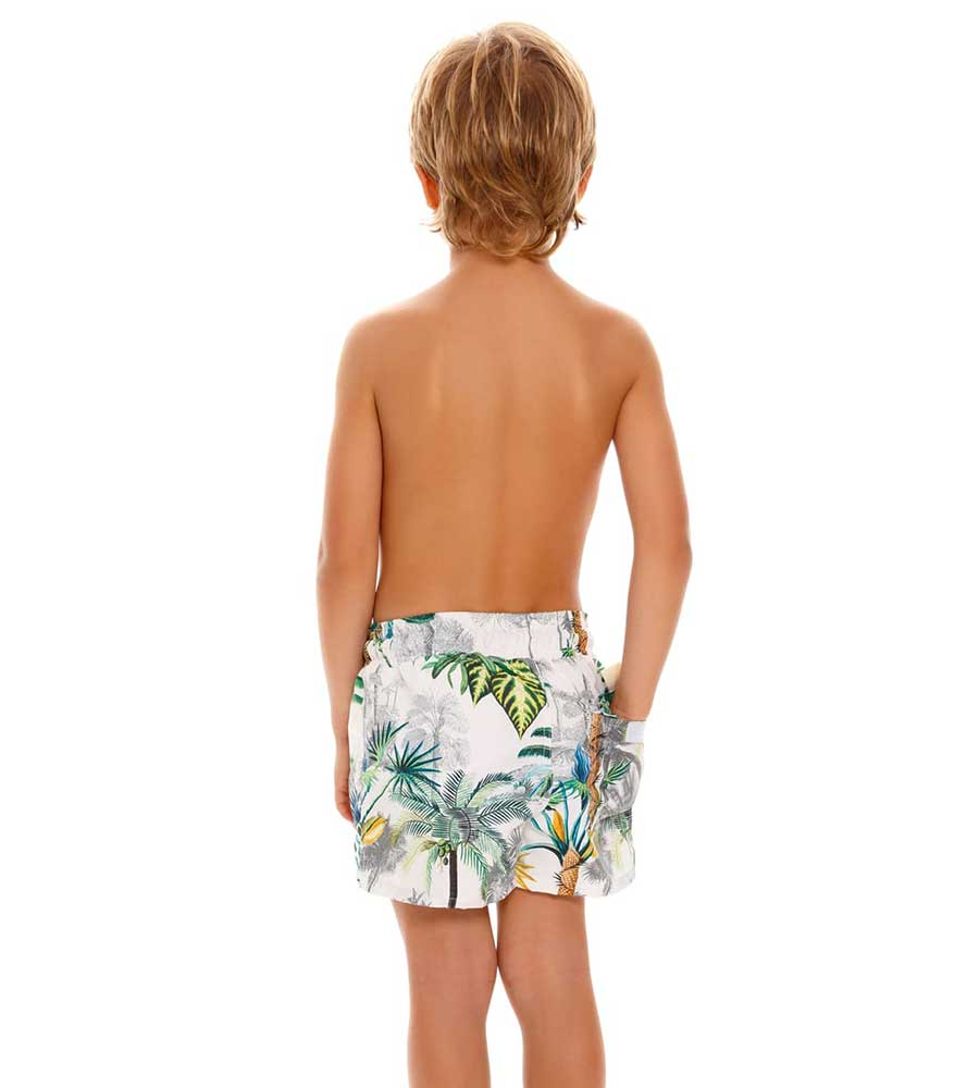 NATURAL BOYS SWIM TRUNKS MILONGA NATTR2