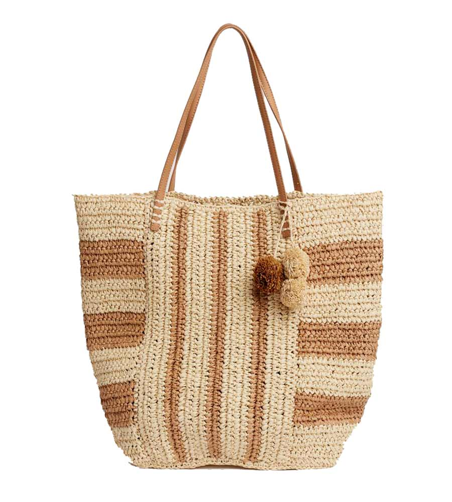 NATURAL SOPHIA TOTE BY LSPACE