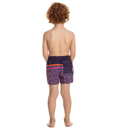 NEON LEAVES BOYS SWIM TRUNKS MAAJI 9086KST14