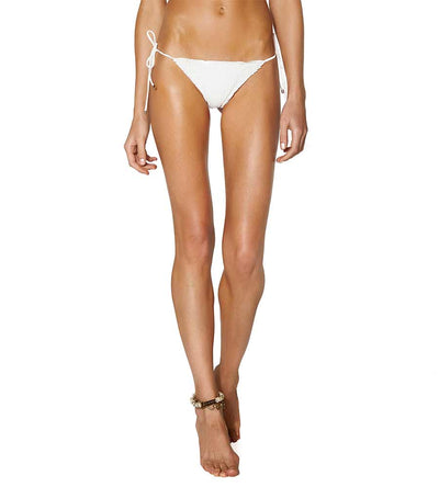 OFF WHITE SCALES LONG TIE SIDE BOTTOM VIX 101-494-003