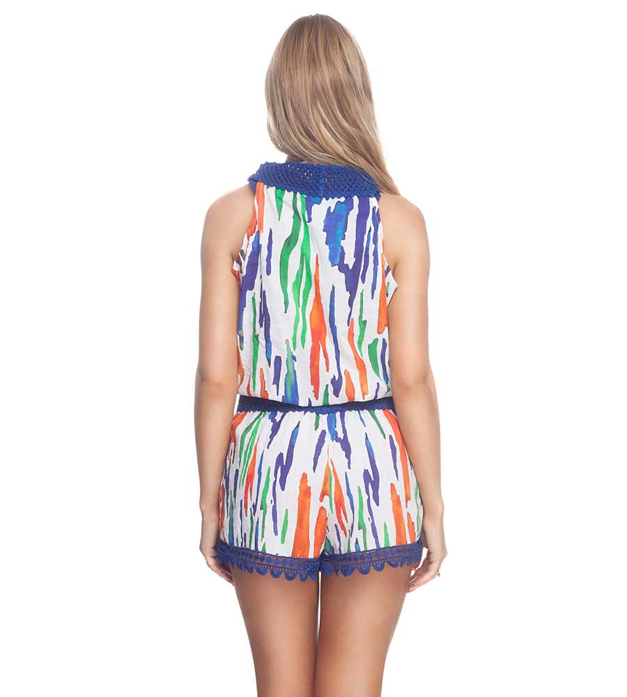 PAINTING HAILEY ROMPER DESPI 5194
