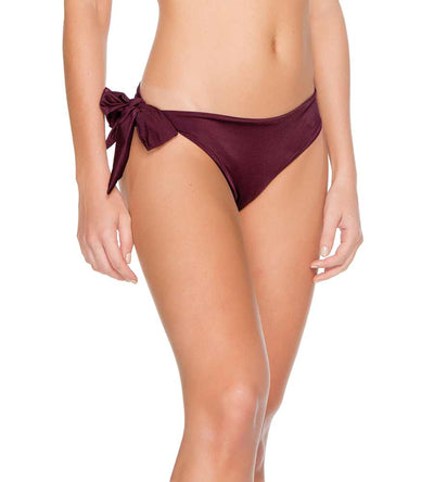 PALETTE COLORS PLUM BIKINI BOTTOM MILONGA PALLC6