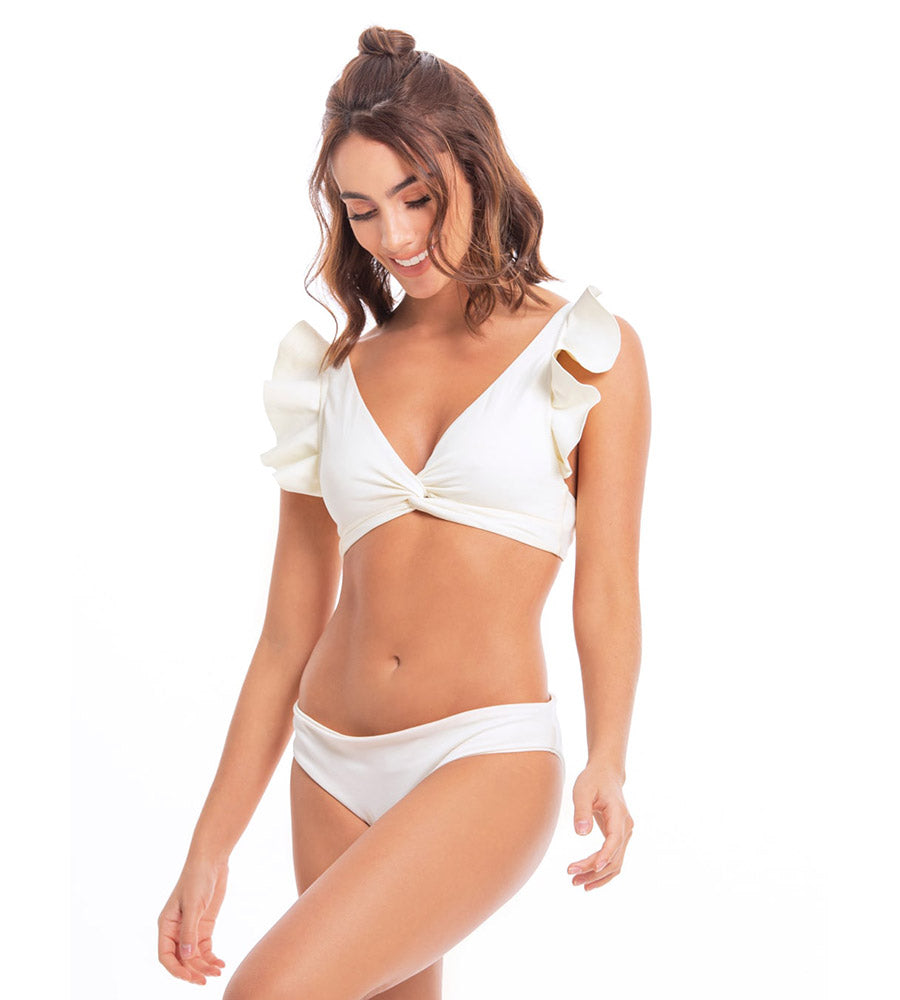 PALETTE COLORS IVORY BASIC BOTTOM BY MILONGA