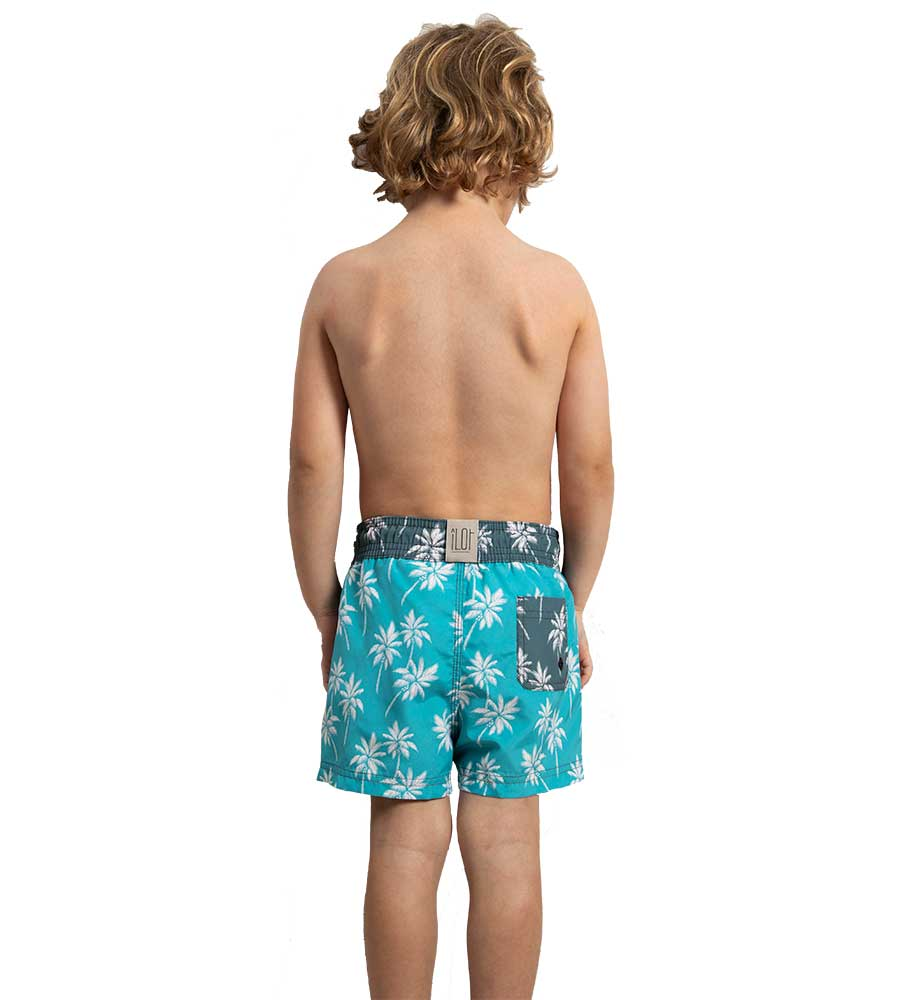 PALM BEACH BOYS SWIM SHORTS TOUCHE KH16P11