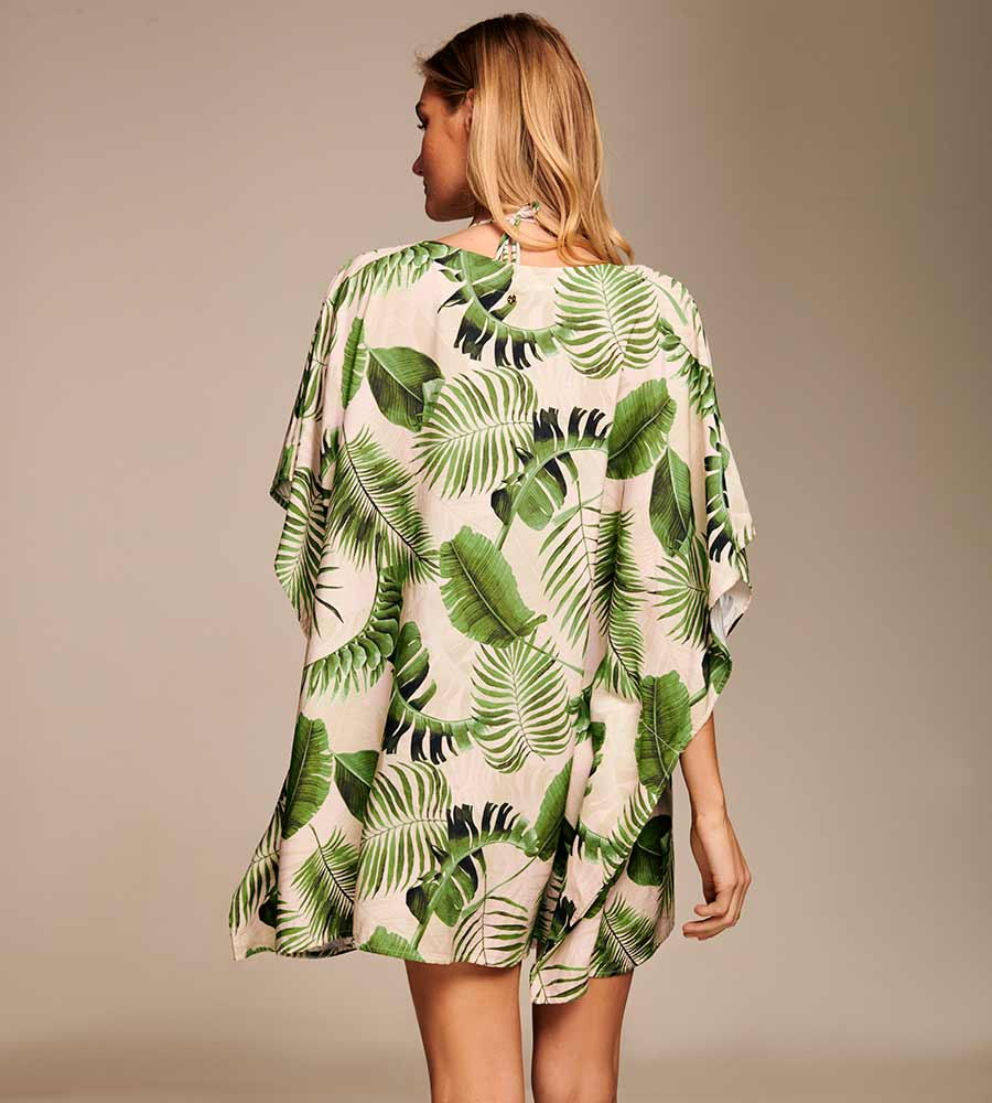 PALM BEACH SHORT COVER UP TOUCHE 0A01002