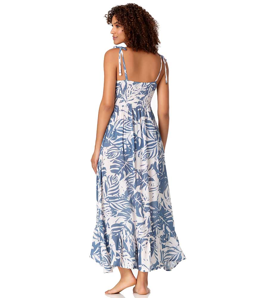 PALM BEACH SMOCK DRESS BY ANNE COLE