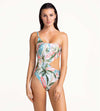 PALMA REAL CUTOUT ONE PIECE TOUCHE 0E08001