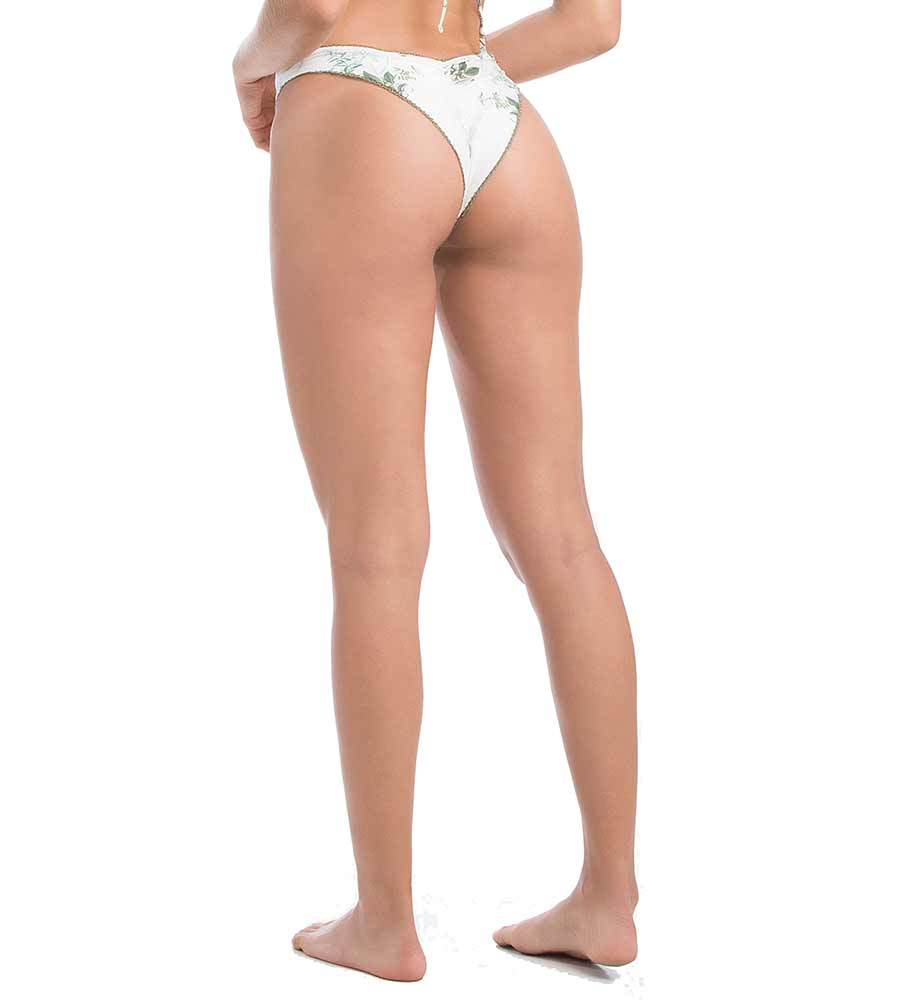 PALS RETRO BOTTOM SMERALDA SWIMWEAR SBW021