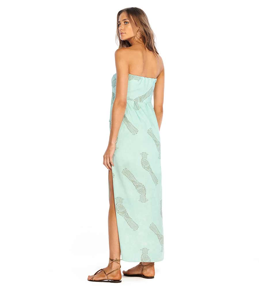PASSARO TESS STRAPLESS DRESS VIX 433-596-028