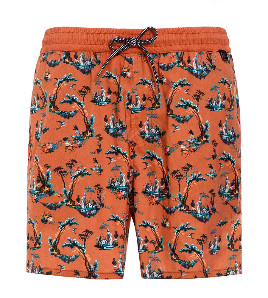 PAVANA JOE SWIM TRUNKS AGUA BENDITA AM2012320-1