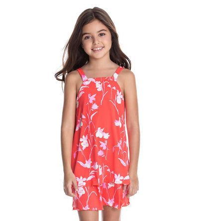 PETITE ROSE GIRLS SHORT DRESS MAAJI 1716KKC01